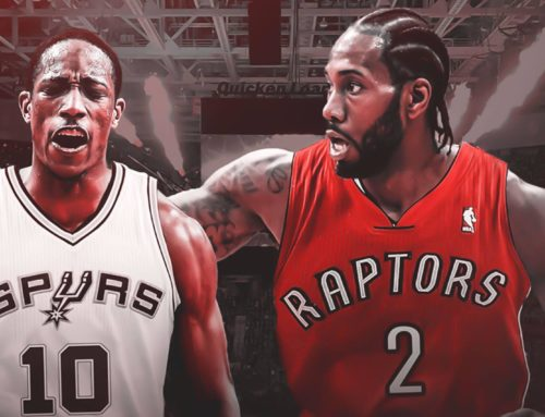 Toronto Raptors send DeRozan to the Spurs